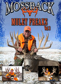 MOSSBACK - Muley Freaks (Vol. 3)