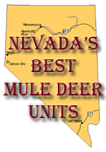 Nevada's Best Mule Deer Units