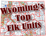 Wyoming's Top Limited Entry Elk Units