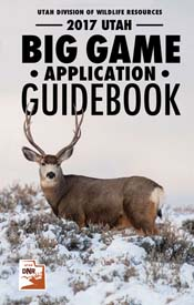 Utah Big Game Regulations