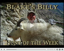 Blake's Billy - Hunt of the Week Episode #23 at MonsterHuntClips.com