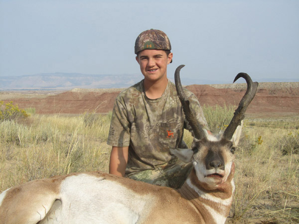 Braxton's Utah 'Lope Hunt Success