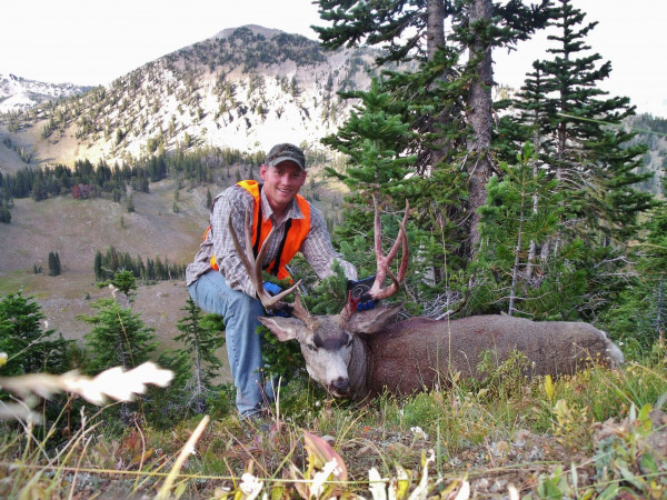 Big High Country Muley for Brad