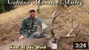 Colten's Monster Muley - HOTW #11
