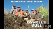 Lowell's First Bull Elk - HOTW #21
