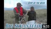 Mike's Montana Speedgoat Hunt - HOTW #16