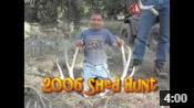 Shed Antler Hunting Fun