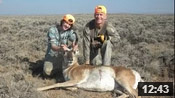 Wyoming Antelope Fun 2012 - Founder's Webcast