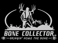 Bringin Home The Bone Bone Collector Decal