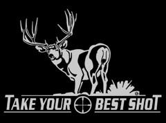 Mule Deer Take Your Best Shot
