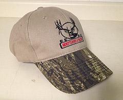Dark Brown MonsterMuleys.com Hat