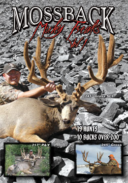 MossBack Muley Freaks (Vol. 1)