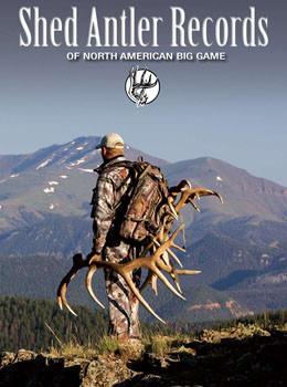 Alberta big game record book