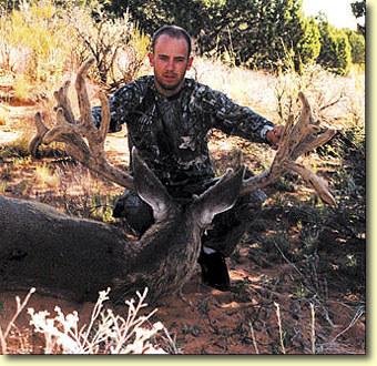 Casey's 40-inch Buck