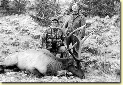 Brian's 345 point bull